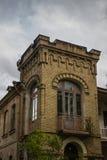 Torn av tegelsten Fotografering för Bildbyråer