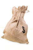 Torn bags Stock Photos