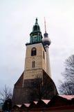 Torn Berlin arkivbilder