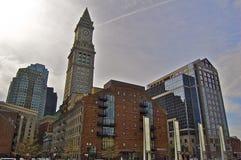 Torn Boston för beställnings- hus Arkivfoton