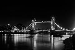 torn bridge1 Royaltyfri Bild