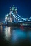 torn bridge1 Arkivbilder