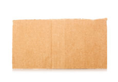 Torn Cardboard Royalty Free Stock Image