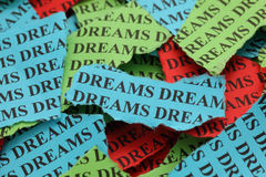 Torn Dreams Royalty Free Stock Photography
