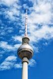 Torn för östlig sida Arkivfoto