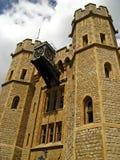torn för 18 london Royaltyfri Bild