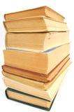 torn för 2 böcker Arkivbilder