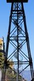 torn för alcatrazguardfängelse Royaltyfri Fotografi