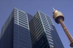 torn för ampere sydney Royaltyfri Foto