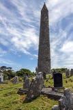 Torn för Ardmore domkyrkarunda - ståndsmässiga Waterford - Irland Royaltyfria Foton