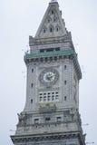 Torn för beställnings- hus i Boston - BOSTON, MASSACHUSETTS - APRIL 3, 2017 Fotografering för Bildbyråer
