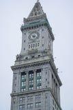 Torn för beställnings- hus i Boston i stadens centrum - BOSTON, MASSACHUSETTS - APRIL 3, 2017 Arkivbild
