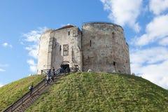 Torn för Clifford ` s, York Arkivfoton