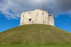 Torn för Clifford ` s, York Royaltyfria Bilder