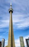torn för cn toronto Royaltyfri Fotografi