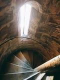 Torn för El Miguelete av domkyrkan, Valencia, Spanien Royaltyfri Foto