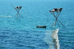 torn för fiskare s Royaltyfri Foto