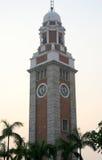 torn för klocka 3 royaltyfri foto