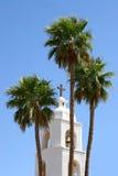 torn för klockabeskickningst thomas Royaltyfri Fotografi
