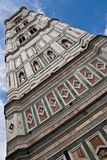 torn för klockacampanilegiotto s Arkivbild