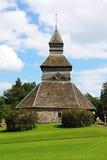 Torn för kyrklig klocka, Pembridge Royaltyfri Fotografi