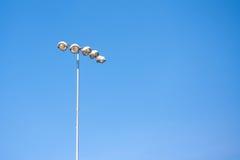 torn för ljus fläck Arkivbild