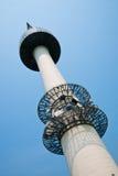 Torn för N Seoul, Seoul, Sydkorea Arkivbilder