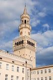 torn för opolepoland ratusz Royaltyfria Bilder