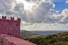 Torn för St Agathas Fotografering för Bildbyråer