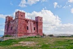 Torn för St Agathas Arkivfoto
