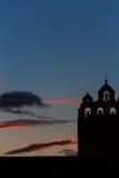 Torn för St-marieklocka Arkivbilder