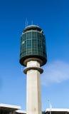 Torn för Vancouver flygplankontroll Arkivfoton