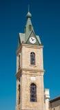 Torn i Jaffa Arkivfoto