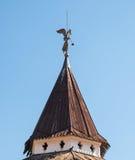 Torn i kloster Arkivfoto