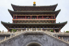 Torn i Xian China Arkivbilder