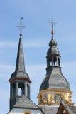 torn kopplar samman Royaltyfri Bild