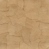 Torn Kraft Paper Collage Stock Photography