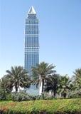 Torn med palmträd Royaltyfri Foto