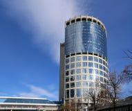 Torn 2000, MoskvaInternationalaffärscentrum Arkivbilder