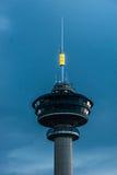 Torn Nyasineula i Tammerfors finland Arkivfoto