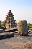 Torn och linga på överkanten av Phnom Bakheng Royaltyfri Bild