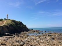Torn på havet Arkivbild