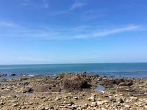 Torn på havet Royaltyfria Bilder