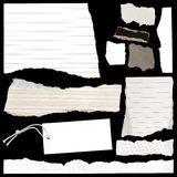 Torn paper Royalty Free Stock Photo