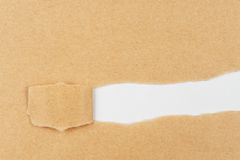 Torn paper Stock Images