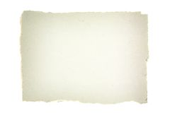 Torn Paper. Ready for Your Message royalty free stock image