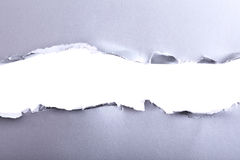 Torn paper background Stock Photography