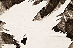 Torn paper background Royalty Free Stock Photography
