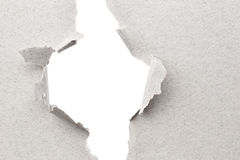 Torn paper with place for text Royalty Free Stock Photo
