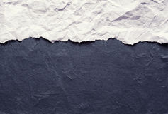 Torn Paper with space for text Stock Photography